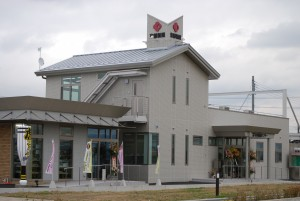 守山新聞センター(西店)社屋
